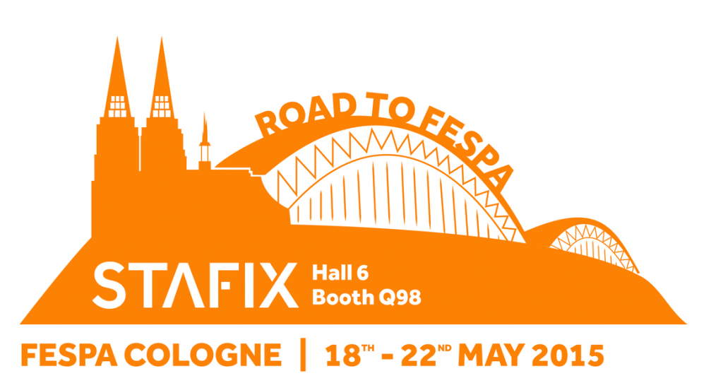Stafix Oy Road to Fespa logo